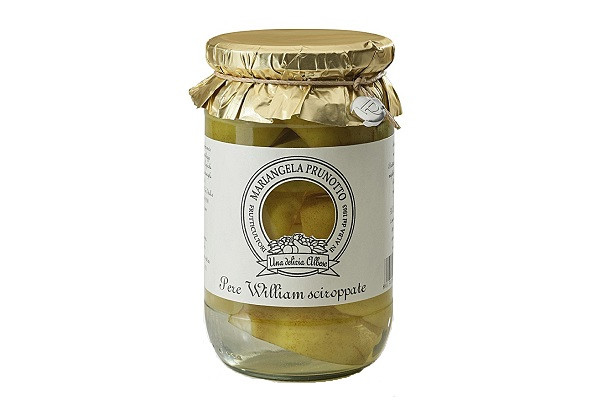 Pere William Sciroppate - Prunotto 700 gr